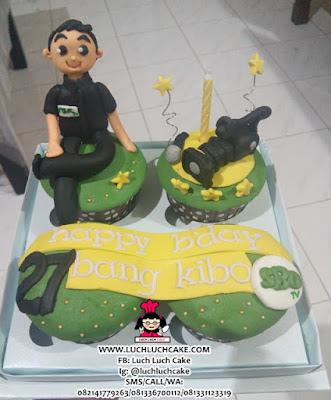 Cupcake Wartawan Daerah Surabaya - Sidoarjo