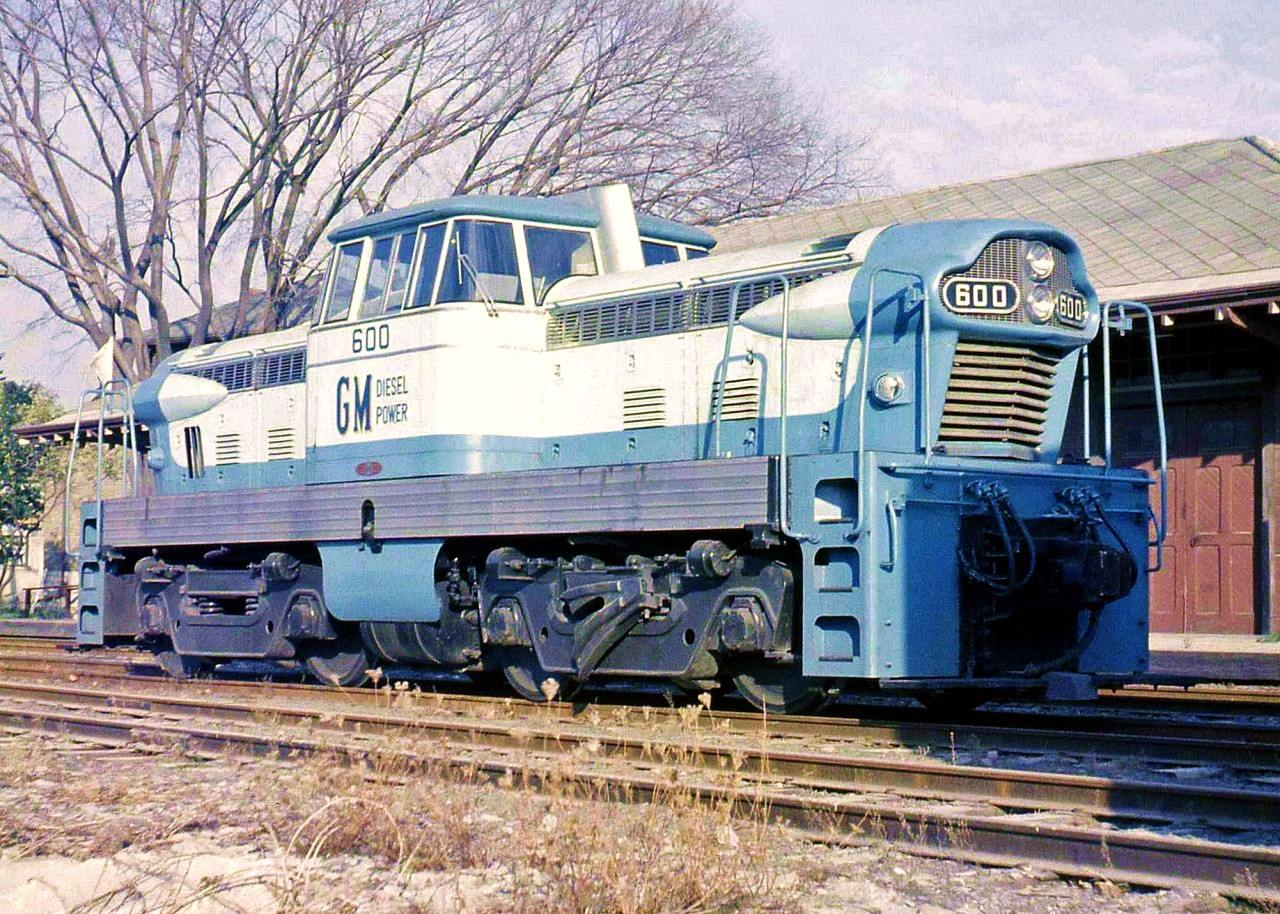 Industrial History Hot Rod Locomotive