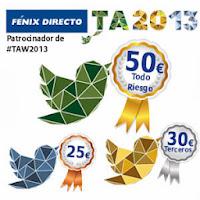 Fénix Directo patrocina los Tweets Awards 2013