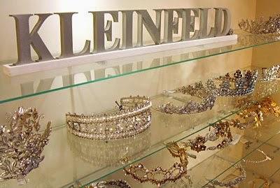 Loja de noivas Kleinfeld em Nova York