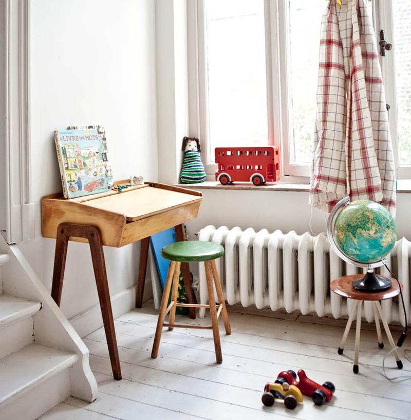 Decora tu habitaci n con mobiliario escolar vintage - Muebles de ninos segunda mano ...