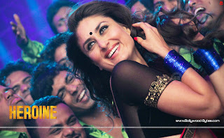 Kareena Kapoor's item number Halkat Jawani Close Up HD Wallpaper Heroine Movie