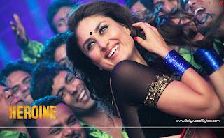 Kareena Kapoor's item number Halkat Jawani Close Up HD Wallpaper Heroine Movie