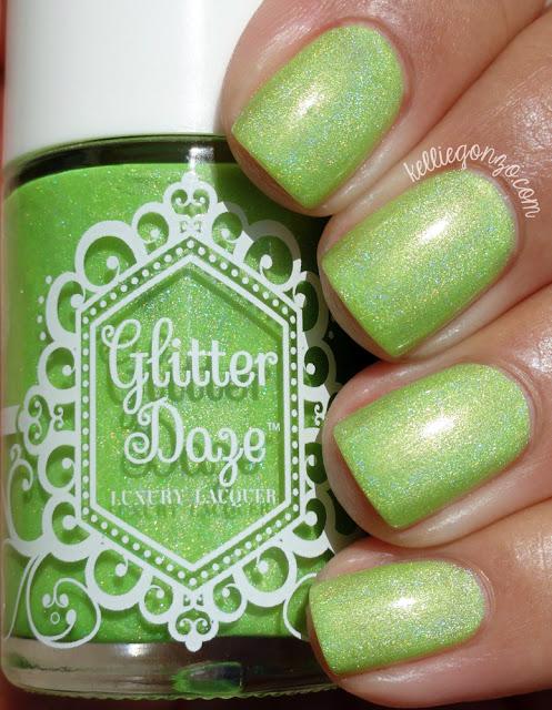 GlitterDaze Chemical Limeade