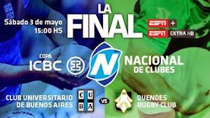 La previa de la final del Nacional de Clubes