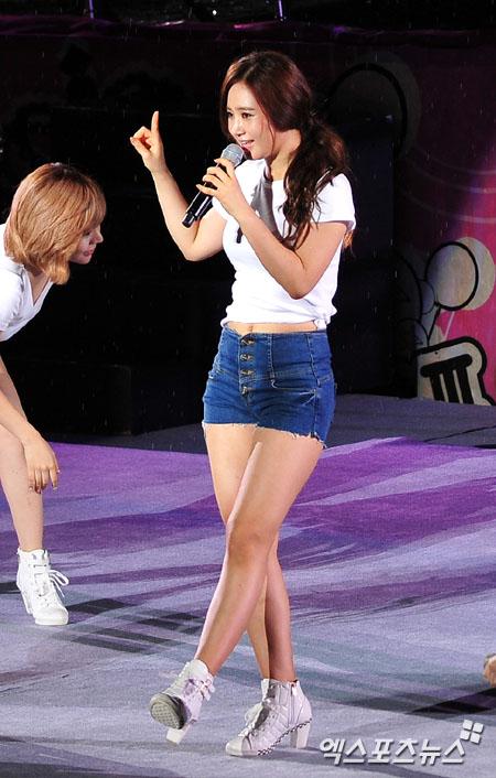 Tiffany Snsd Legs I th...