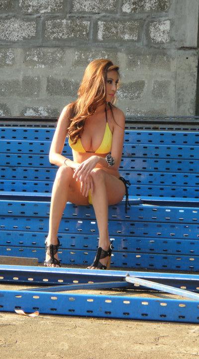 aiko baniqued sexy beach bikini pictorials 02