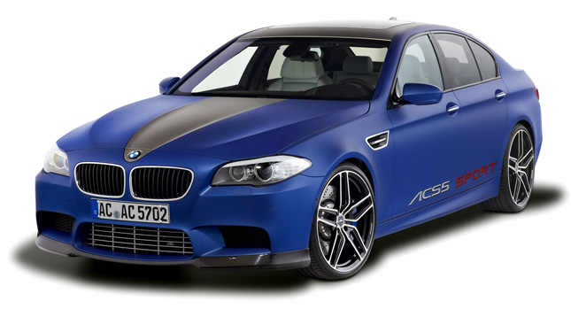 BMW M5 asc5 