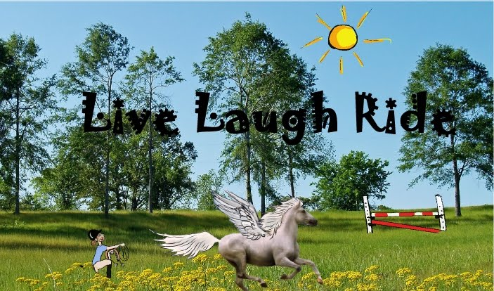 Live Laugh Ride