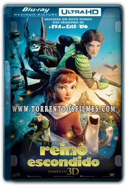 Reino Escondido (2013) Torrent - Blu-Ray Ultra HD 720p Dual Áudio