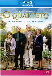 Download - O Quarteto BluRay 720p Dual Áudio ( 2013 )