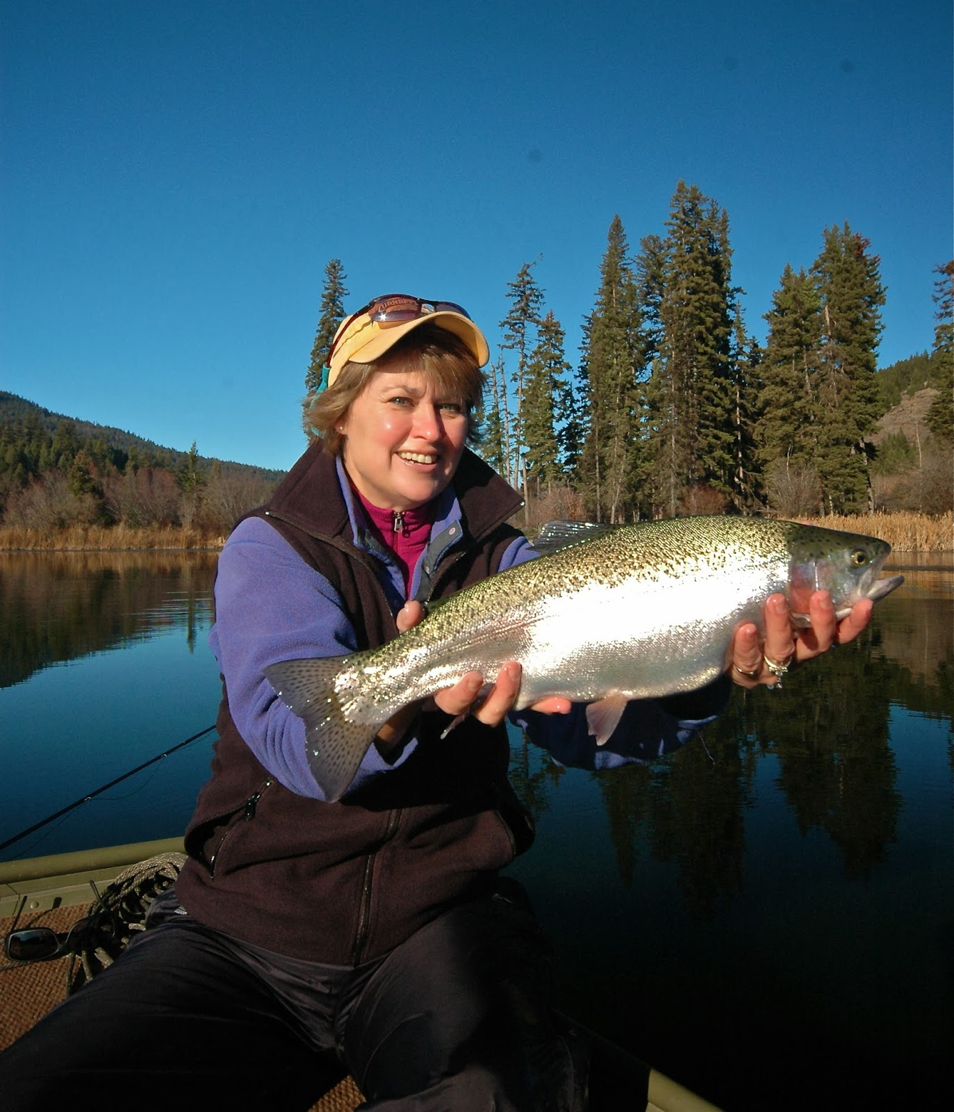 News from the lakes ranchlands 2014 fly fishing schools for The fishing school