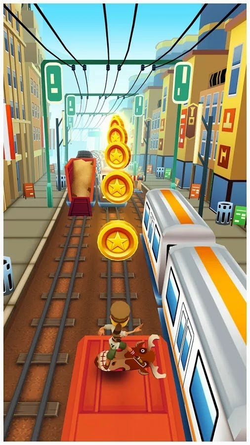Subway Surfers Vancouver v1.23.1 Mod [Unlimited Everything]