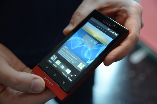 Sony Xperia Sola hands on review release launch