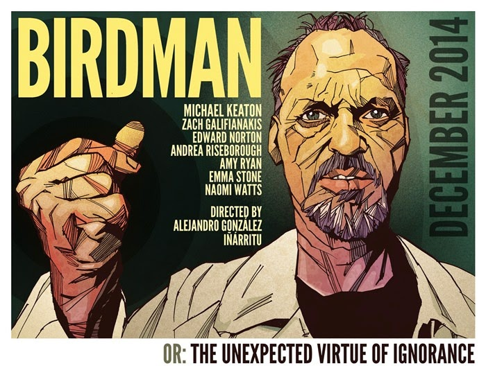 Birdman or The Unexpected Virtue of Ignorance