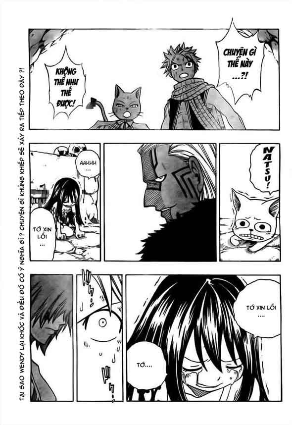 TruyenHay.Com - Ảnh 3 - Fairy Tail Chap 138