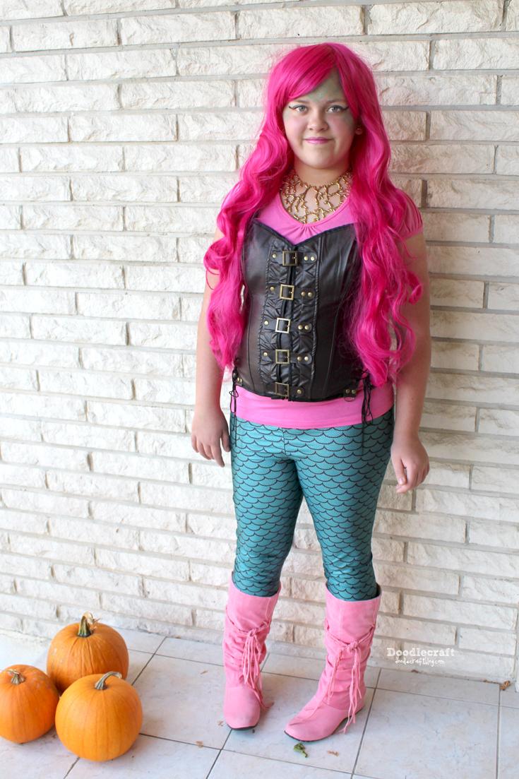 Ariel diy costume full diy mermaid costume post - Of Course She Has Always Loved Dressing Up Like A Mermaid
