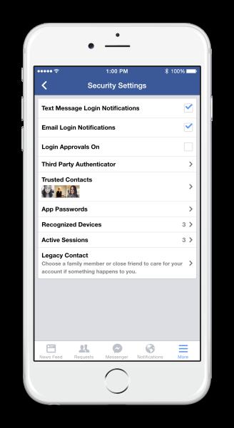 Mewariskan Akun Facebook Anda Setelah Meninggal
