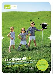 Affiche Coyendans 2010