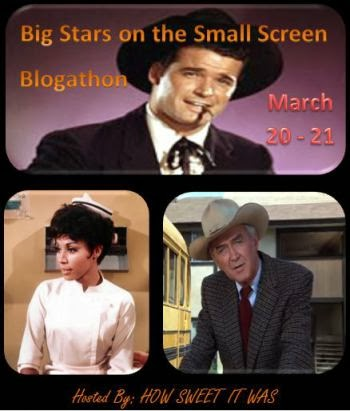 Big Stars on the Small Screen Blogathon March 20-21
