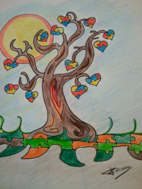 El árbol del Autismo
