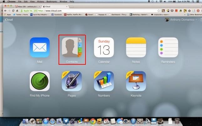 iCloud-Techzilla Firefox