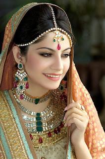 Nelum Muneer bridal images
