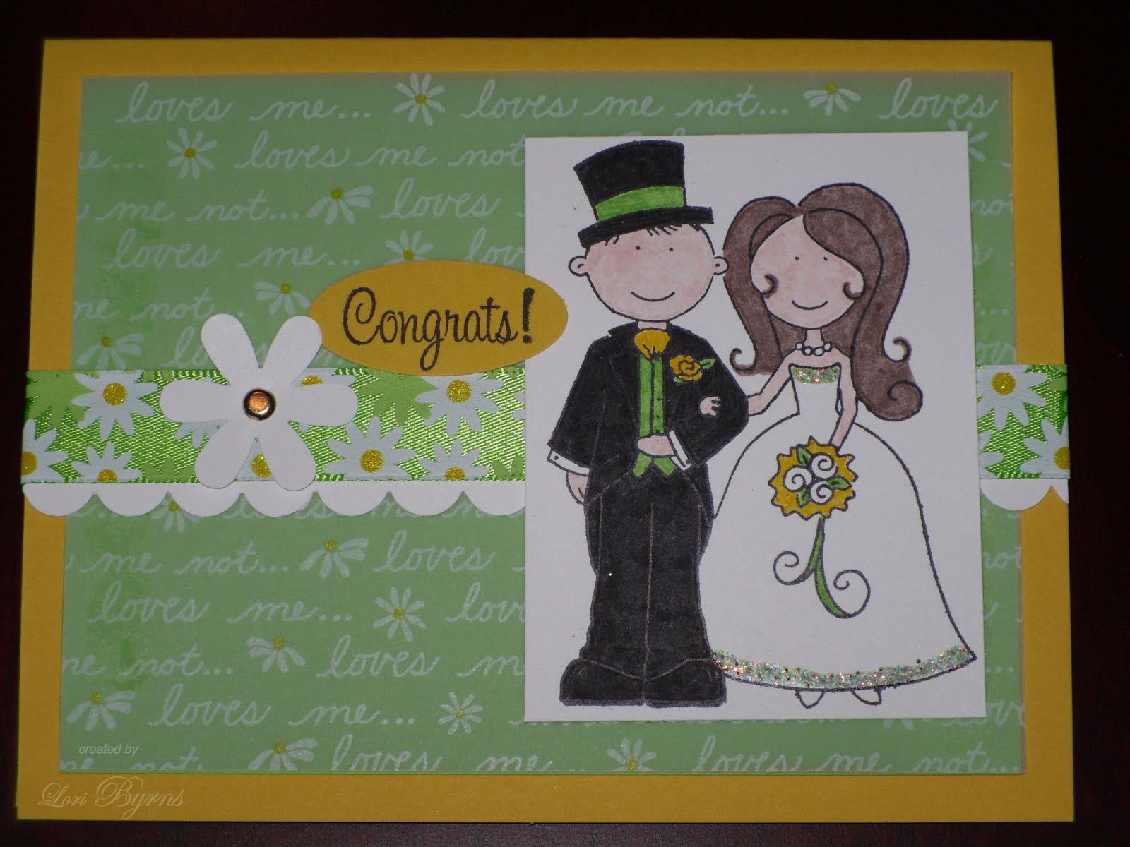 Crazy about crafts anniversary cards