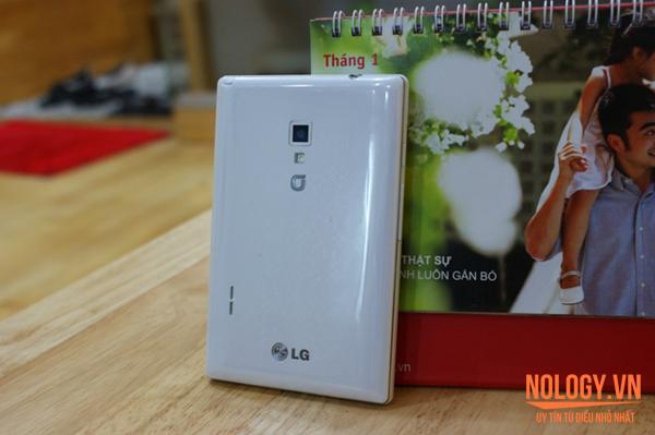 Những cải tiến của LG Vu3 so với LG Optimus Vu2.