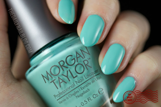 Morgan Taylor Ooh La La Postcards From Paris swatch
