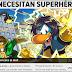 Noticias de Club Penguin #392 | ¡Se necesitan superhéroes!