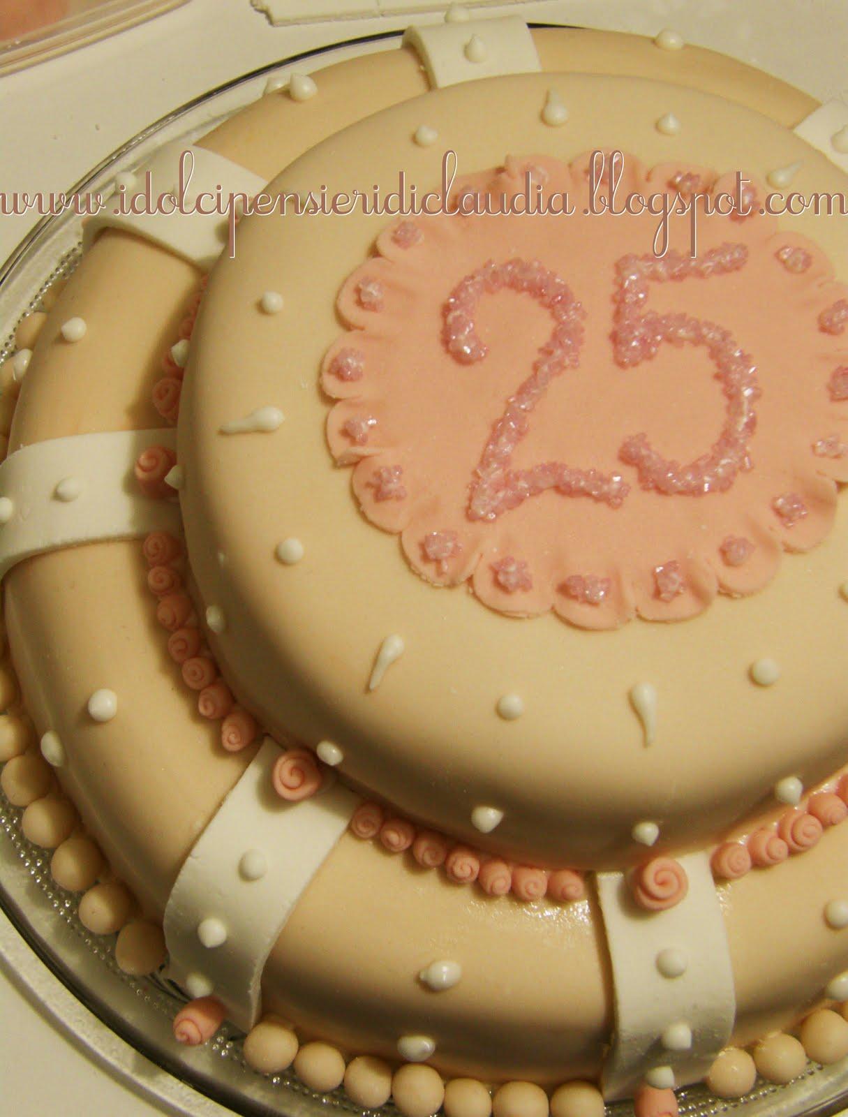 I dolci pensieri di claudia 25 anniversario di matrimonio for Pensieri per 25 anniversario di matrimonio