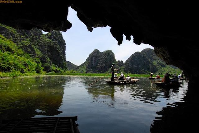 Hình ảnh đẹp về Ninh Bình - danh lam thắng cảnh, Khu bảo tồn thiên nhiên Vân Long