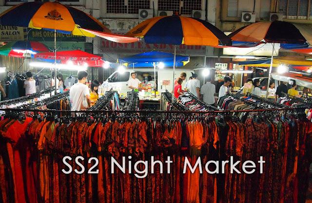 SS2 Pasar Malam