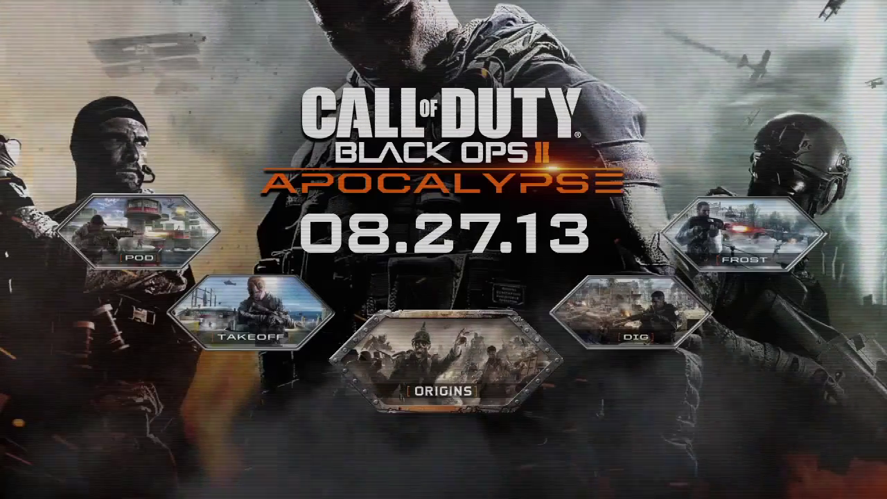 as summer draws to a close we get ever nearer to the end of the black ops 2 cycle but just as we re all starting to get caught up in the hype