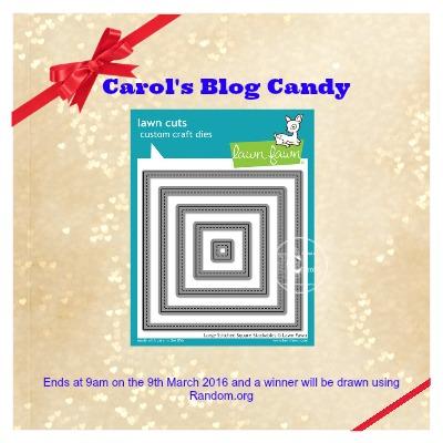 Carol's 5th Blog Candy