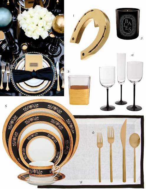 New Year's Entertaining with J+G Design | Taste As You Go