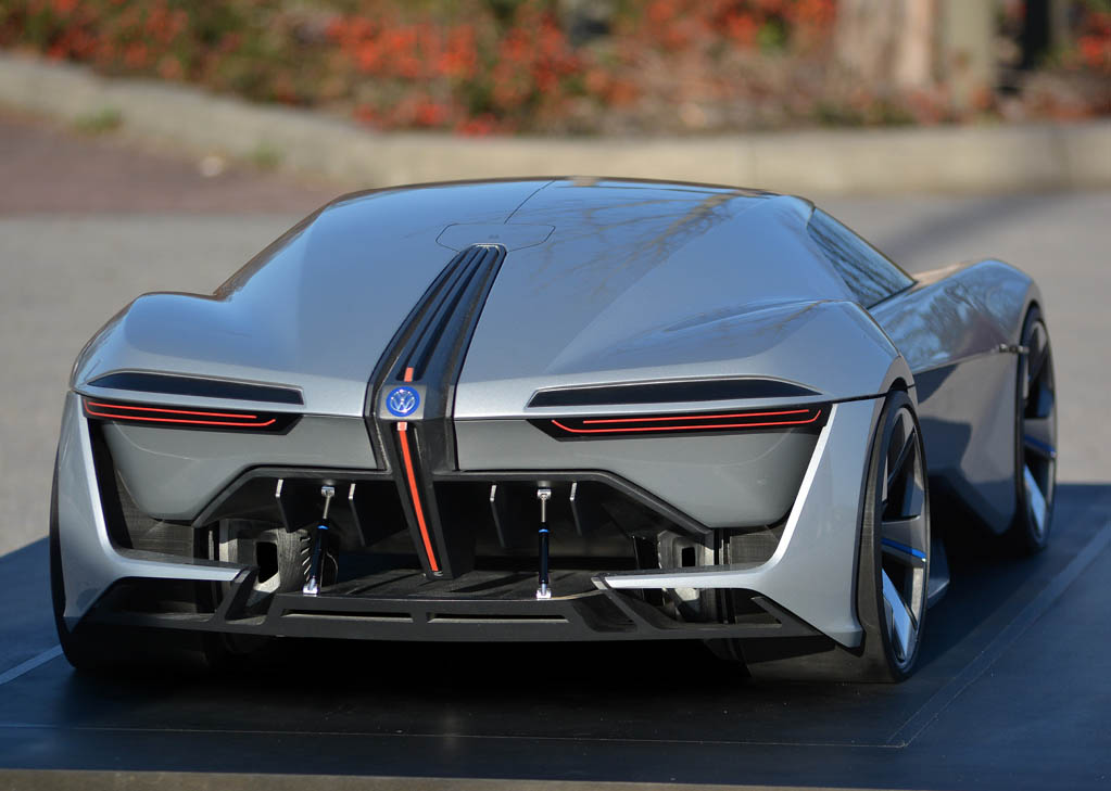 Vw Gt Ge Is A Company Sponsored Thesis For Sports Ev Carscoops