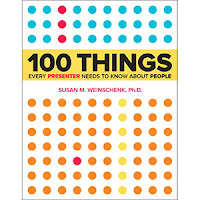 Free eBook 100 Things Every Presenter Needs to Know About People PDF Download