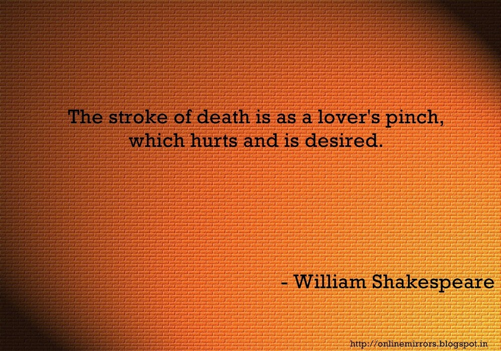 quotes for hamlet The goal of this quiz is to help you figure out who said what quote based on what the quote is saying, how it is being said, and where in the play it appears.