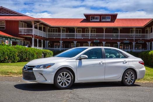 Top-tier Camry edges into Lexus territory