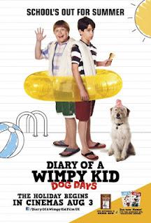 Nhật Ký Của Nhóc 3 - Diary Of A Wimpy Kid: Dog Days