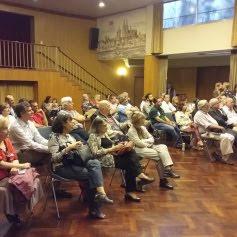 Presentación del libro Hossana, los Palotinos en San Patricio