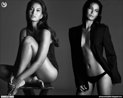 Isabelle Daza In Rogue 2