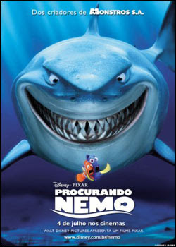 Download - Procurando Nemo - DVDRip Dublado
