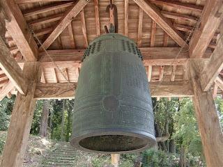 本立寺の梵鐘
