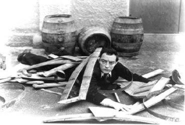 Buster Keaton funny