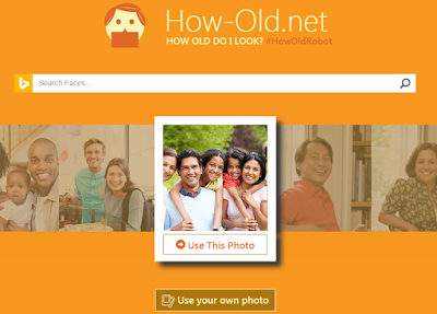 Aplikasi How Old do I Look, Pendeteksi Umur Dengan Foto