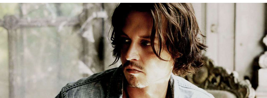 Обложка facebook johnny depp