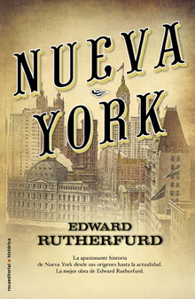 """Nueva York"" (Edward Rutherfurd)"